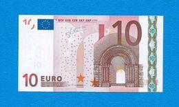 10    EURO  -  A U S T R I A  -   N  32250647226  - Firma  TRICHET - 10 Euro