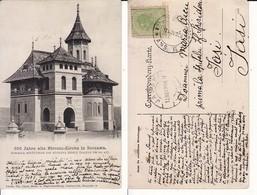 Romania,Rumanien,Roumanie-Suceava,Suczawa(Bukowina,Bucovina )-600 Ani Mireutz-verlag Sigmund Jager,Czernowitz - Romania