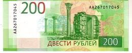 Russia P.276   200 Rublos 2017 Unc - Russia