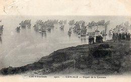CANCALE - Départ De La Caravane - Cancale