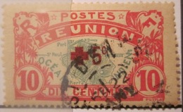 Réunion - YT 82 - Oblitérés