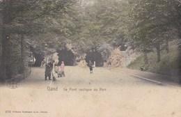 Gent, Gand, Le Pont Rustique Au Parc (pk56452) - Gent