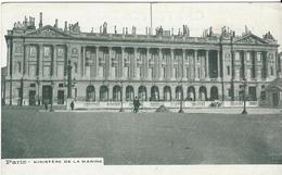 75 PARIS MINISTERE DE LA MARINE Editeur: STAERC - Autres Monuments, édifices