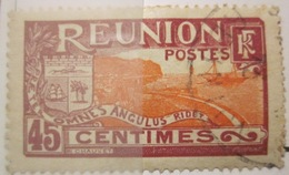 Réunion - YT 92 - Oblitérés