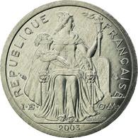 Monnaie, French Polynesia, Franc, 2003, Paris, SUP, Aluminium, KM:11 - Polynésie Française