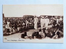 C.P.A. : Burkina Faso, Haute Volta : Foire à OUAGADOUGOU - Burkina Faso