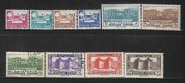 CD147  Syrie De 1940 N°250 à 259 N+ Ou Obl - Syrië (1919-1945)