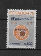 LOTE 1836  ///   ECUADOR      ¡¡¡¡ LIQUIDATION !!!! - Ecuador