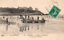 DINARD - La Plage Et La Malouine - Dinard