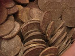 Germany 1940 -1943 NAZI Swastika 1,5,10 Pfennig Coin REAL WWII Lot Of 20 Coins - Colecciones Completas Y Lotes