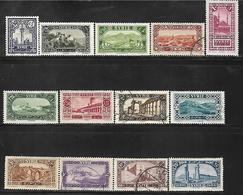 CD151  Syrie De 1925 N°154 à 166 N+ Ou Obl - Syrië (1919-1945)