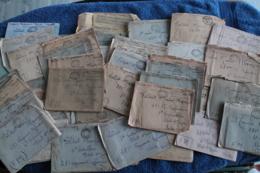 Lot De 60 Lettres à Un Soldat Du  281ème RI 1940 - 1939-45