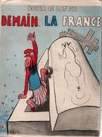DEMAIN LA FRANCE PAR GENERAL BOYER DE LATOUR 1965 POLITIQUE - Livres