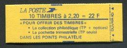Carnet C463-1 - Markenheftchen