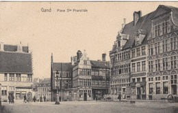Gent, Gand, Place Ste Pharaïlde (pk56462) - Gent