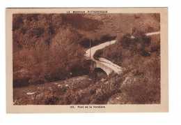 89 Pont De La Verdiere Le Morvan Pittoresque - Autres Communes