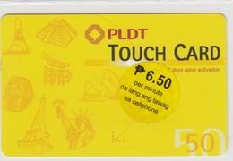 Philippines  PLDT Prepaid  74 - Peru