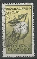 LSJP BRAZIL (2) 400 YEARS SÃO PAULO CITY 1954 - Brésil