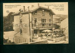 AK Remouchamps , Ambleve, Hotel Du Vieux Moulin - Belgique
