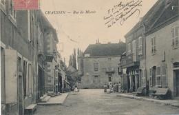 I67 - 39 - CHAUSSIN - Jura - Rue Du Miroir - Frankrijk