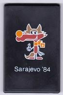 Olympic Games Sarajevo 1984 / Mascot Vucko / Address, Telephone Book - Apparel, Souvenirs & Other