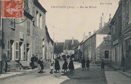 I68 - 39 - CHAUSSIN - Jura - Rue Du Miroir - Other Municipalities
