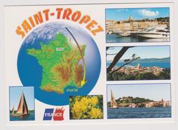 83 - SAINT TROPEZ C'est Ici - Multivues - Exclusivité REGAED'S N° ST 26 - Saint-Tropez