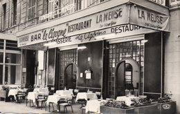 """Marseille Préfecture ( VIe)- Brasserie Restaurant """" La Cigogne """" - Marseille"""