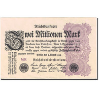 Billet, Allemagne, 2 Millionen Mark, 1923, 1923-08-09, KM:104a, SUP - [ 3] 1918-1933 : República De Weimar