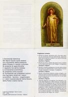 Santino - Cuore Sacratissimo Di Gesù - Università Di Cattolica - At1 - Devotion Images