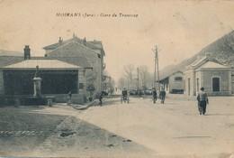I69 - 39 - MOIRANS - Jura - Gare Du Tramways - Frankrijk