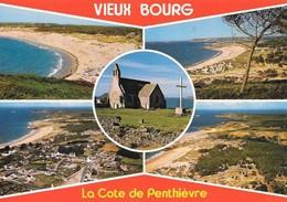 22 Le Vieux Bourg Divers Aspects (2 Scans) - Francia