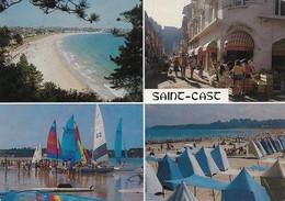 22 Saint Cast Divers Aspects (2 Scans) - Saint-Cast-le-Guildo