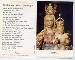 Santino - Maria Mater Jesu - At1 - Images Religieuses