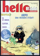 """HELLO Bédé N° 35 -  Année 1991 - Couverture """" ARPO """" De CADOT Et DEBATY. - Otras Revistas"""