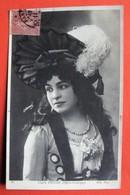 Claire FRICHE OPERA-COMIQUE Chanteuse  Opéra Artiste  Femme BRUXELLES - Künstler