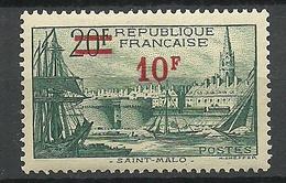 FRANCE 1940 Michel 494 MNH - France