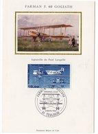 Carte Maximum 1984 - YT PA 57 - Avion Farman F60 Goliath - 31 Toulouse - Cartes-Maximum