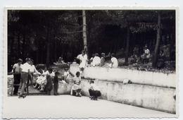 Vecchia Foto Con Gruppo Di Persone - Formato Piccolo Non Viaggiata – At1 - Foto