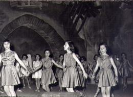 Vecchia Foto Con Bambine Che Ballano - Formato Piccolo  Non Viaggiata – At1 - Foto