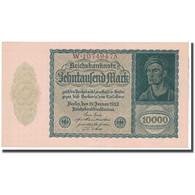 Billet, Allemagne, 10,000 Mark, 1922, 1922-01-19, KM:72, SPL - [ 3] 1918-1933 : République De Weimar