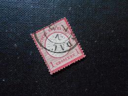 D.R. Mi 19 - 1Gr - 1872 - Mi 12,00 € - Oblitérés
