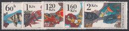 CSSR 1975 Mi. 2260 -64 Yv. 2105 -09 Postfrisch MNH** - Cecoslovacchia