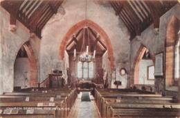 R166408 Church Stretton. The Interior - Mondo