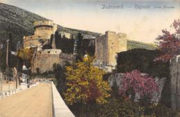 R166551 Dubrovnik. Ragusa. Torre Minceta. I. Kulisic - Cartes Postales