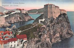 R166552 Dubrovnik. Tvrdjava Lovrienac. Ragusa. Fort Lorenzo. I. Kulisic - Cartes Postales
