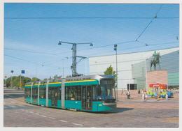 1425/ HELSINKI Finland. Tranway / Tram Mannerheimmintie (photo, 2002). Non écrite. Unused. No Escrita. Non Scritta. - Tranvía
