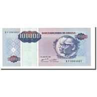 Billet, Angola, 100,000 Kwanzas Reajustados, 1995-05-01, KM:139, NEUF - Angola