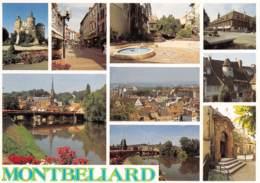 MONTBELIARD Multivue  22 (scan Recto Verso)MF2752UND - Montbéliard