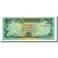 Billet, Afghanistan, 50 Afghanis, 1979-1991, KM:57b, NEUF - Afghanistan